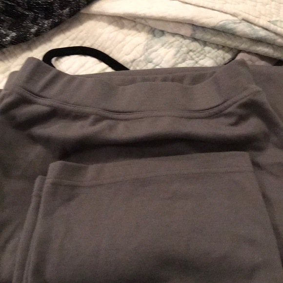 Woman within 32W Stretch Grey pants(run small)!